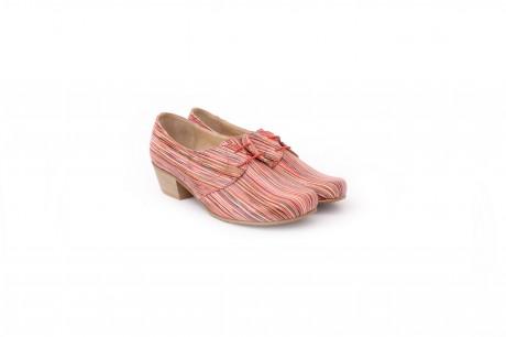 נעלי נשים כתומות