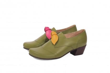 ADIKILAV olive green womens shoes