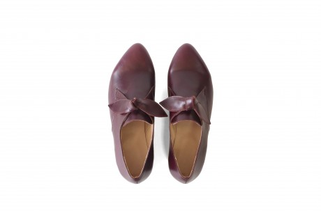 Bow shoes for women