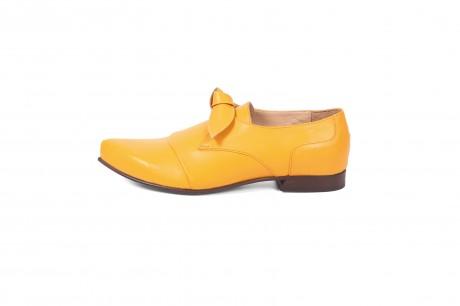 ADIKILAV shoes yellow flats